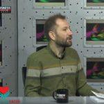 """""""Ayşegül'ün Çatısı"""" Programına konuk olan Hüseyin Akdağ"""