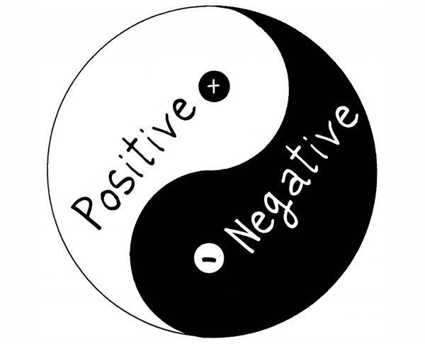 Ben pozitifim ya sen?